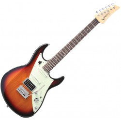 Line 6 JTV-69 Variax James Tyler SunBurst