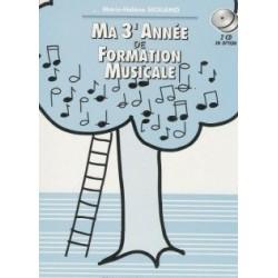 Ma 3è Année de Formation Musicale