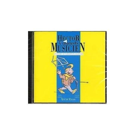 Hector l'apprenti Musicien Vol3 Le CD