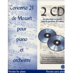 Concerto 21 de Mozart pour piano et orchestre