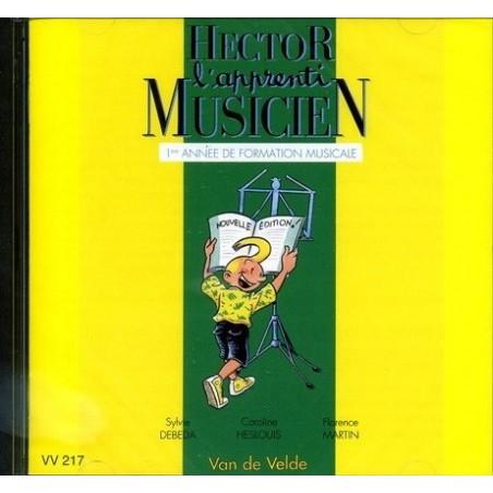 Hector l'Apprenti Musicien Vol. 1 Le CD