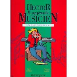 Hector l Apprenti Musicien Vol5 Ed Van de Velde Melody music caen
