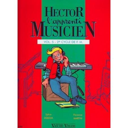 Hector l'Apprenti Musicien Vol. 5