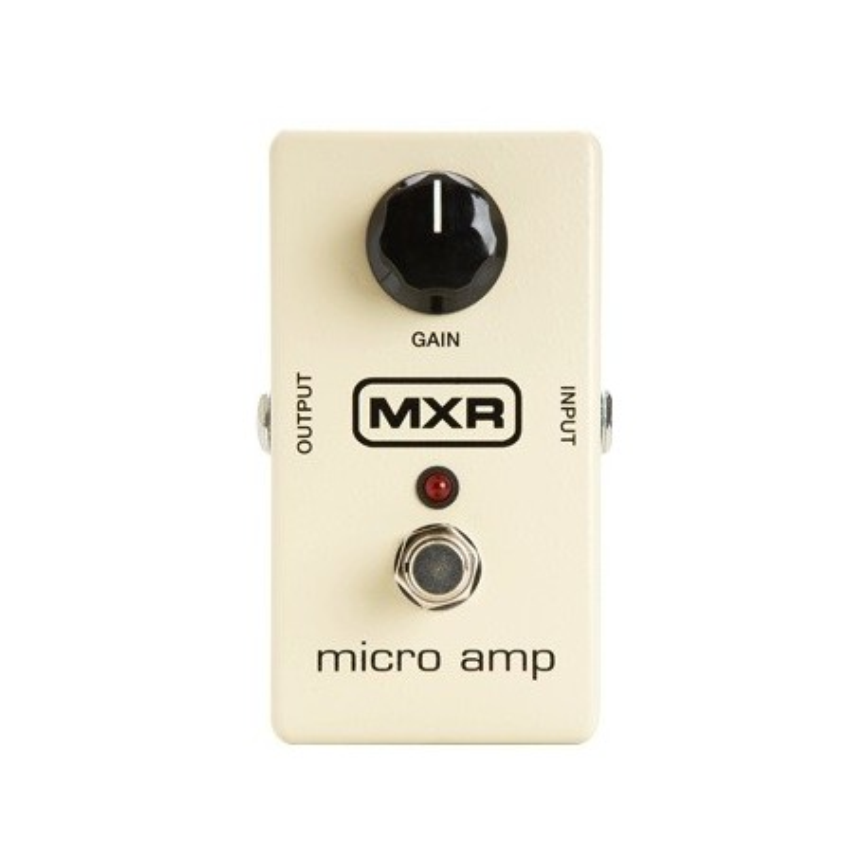 Effet MXR M133 micro amp Melody music caen