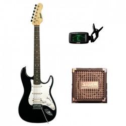 Pack Guitare electrique correcte