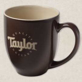 Taylor mug marron melody music