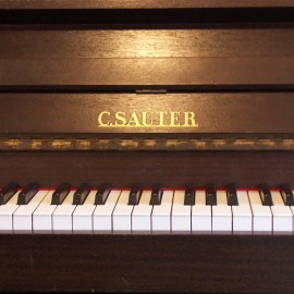 Sauter 108 d'occasion melody music
