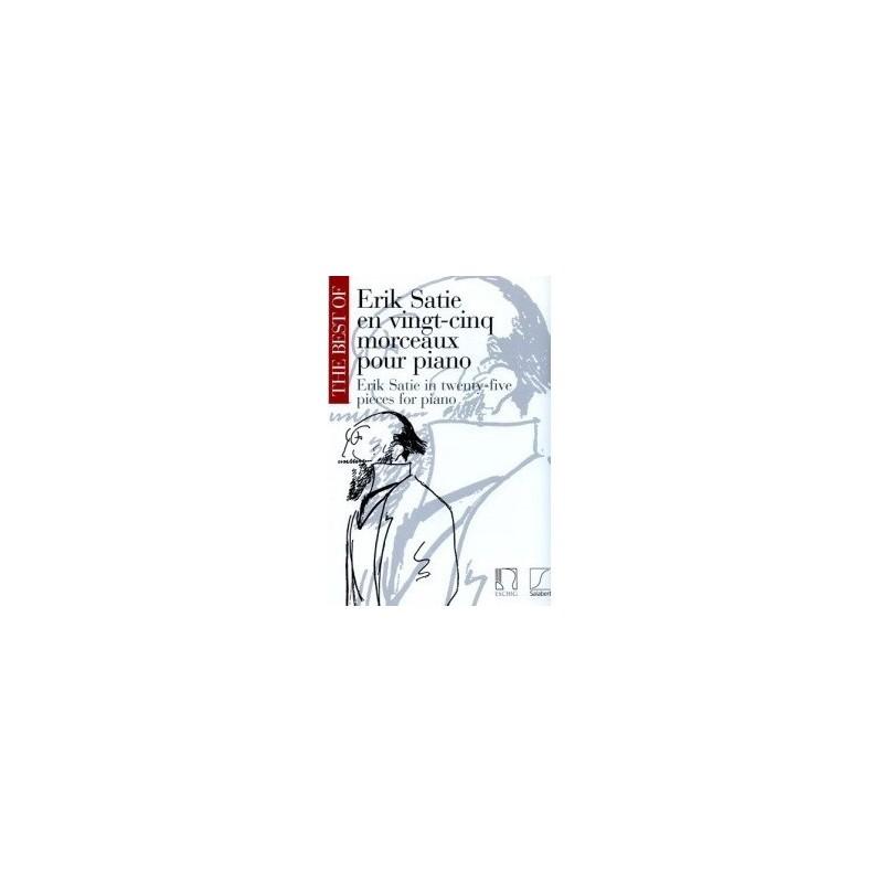 Erik Satie en 25 morceaux pour piano Melody music caen
