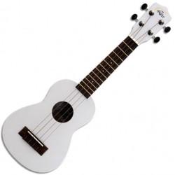 Leho Ukulele Soprano Silver melody music