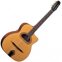Gitane Cigano GJ15 Guitare Manouche grande bouche Melody music
