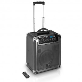LD Systems RoadJack 10 enceinte Bluetooth sur batterie.