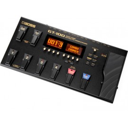 Boss GT100 melody music