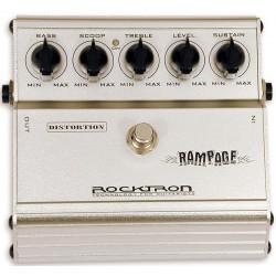 Rocktron Rampage Distortion melody music