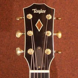Taylor Fall Limited 2012 Quilted Sapele Melody Music caen