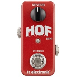 TC Electronic HOF Reverb Melody Music Caen
