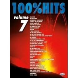 100% HITS Vol.7 en PVG, Ed. Carisch