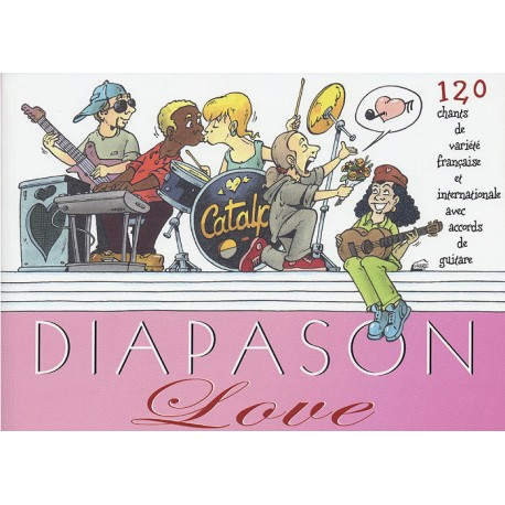 Diapason love Mélody Music Caen