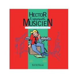 Hector l'apprenti Musicien Vol5 Le CD Melody Music Caen