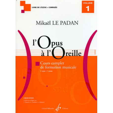 l'opus a l'oreille vol1 Melody music caen