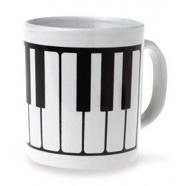 Vienna World Mug Clavier Melody Music Caen