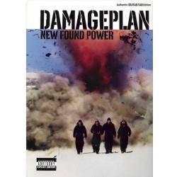 Damageplan New found Power Ed Warner Bros Publications Melody music caen