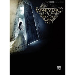Evanescence The Open door Ed Alfred Publishing Melody music caen