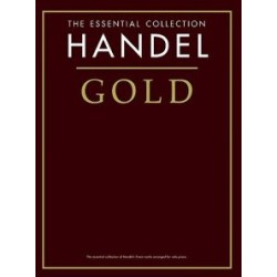 The essential collection Handel Gold Melody music caen