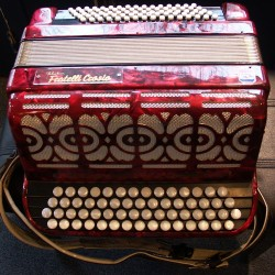 Fratelli crosio Accordeon 80 basses Occasion