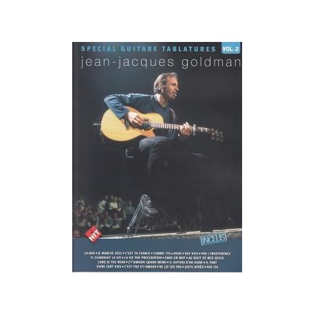 Jean Jacques Goldman Vol2 Ed Hit Diffusion Melody music caen
