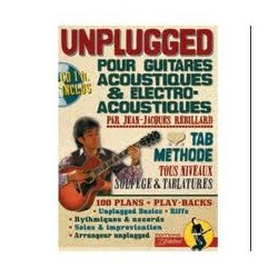 Methode Unplugged avec CD