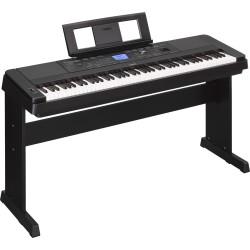 Yamaha DGX660 Piano numérique Melody Music Caen