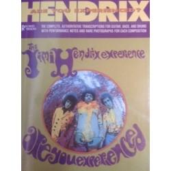 The Jimi Hendrix experience Ed Hal Leonard