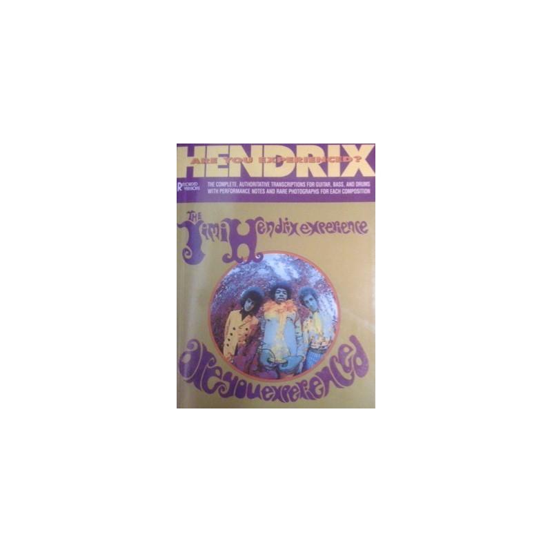 The Jimi Hendrix experience Ed Hal Leonard Melody music caen