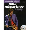 Play guitar with Paul Mc Cartney Ed Wise Publications