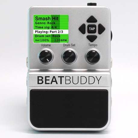 BeatBuddy Pedale Rythmique melody music caen