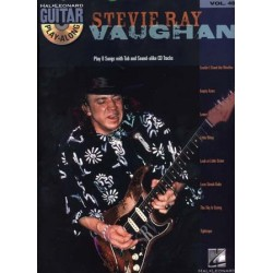 Guitar Play Along Vol49 Stevie Ray Vaughan Melody music caen