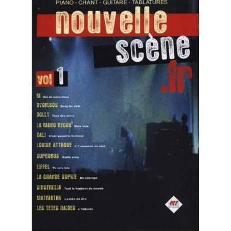 Nouvelle Scène Vol1 Ed Hit Diffusion