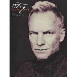 Sting Sacred love Ed EMI