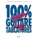 100% Guitare Tablature Vol2 Ed Carish
