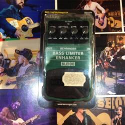 Behringer BLE100 Bass Limiter Enhancer
