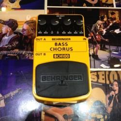 Behringer BCH100 Bass Chorus