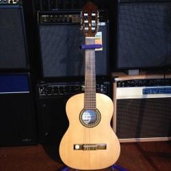 Miguel Almeria Europe 1/2 Guitare Enfant