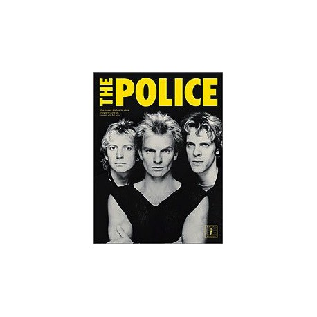 The Police 30 Greatest Ed Wise Publications Melody music caen