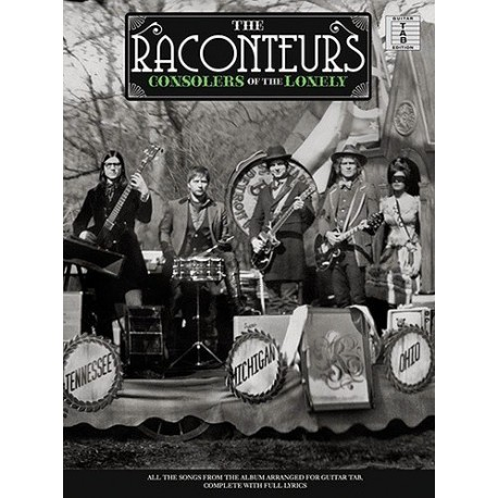 The Raconteurs Consolers of the lonely Melody music caen