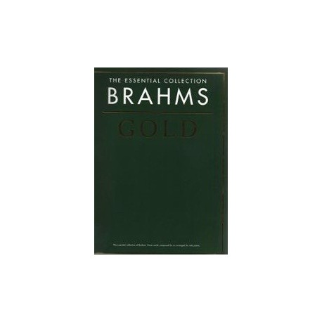 The essential collection Brahms Gold Melody music caen