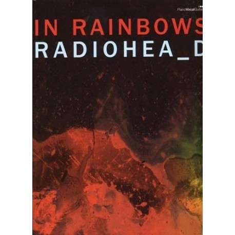 In Rainbows Radiohead Ed Faber Melody music caen