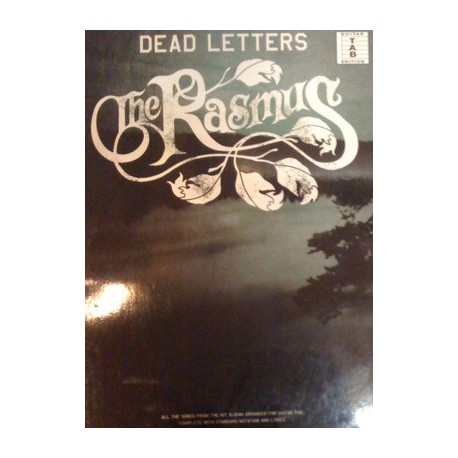 Dead Letters Rasmus Ed Sony Music Publishing Melody music caen