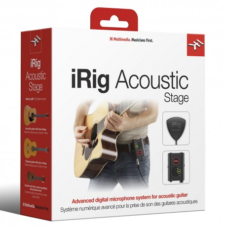 IK Multimedia iRig Acoustic Stage Melody music Caen