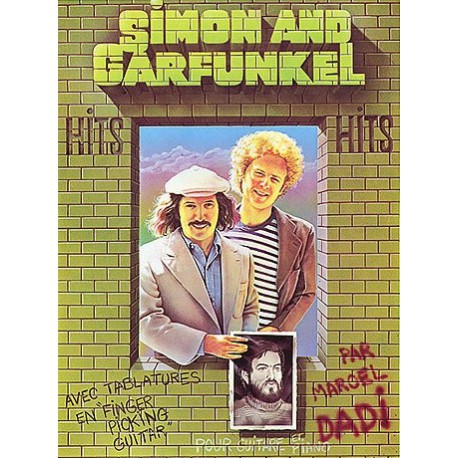 Simon and Garfunkel Hits Ed EMF Melody music caen