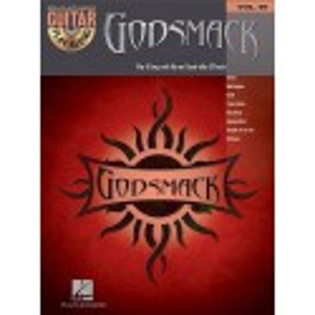 Play Along Guitar Vol59 Godsmack Ed Hal Leonard